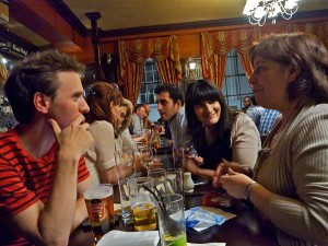 Dine and Debate: The Upgrade @ The Boot and Flogger | London | United Kingdom