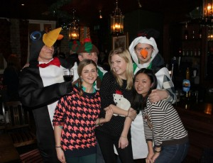 12 Pubs of Christmas @ The Pear Tree | London | England | United Kingdom