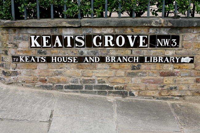 Keates Grove, Hampstead Heath, London