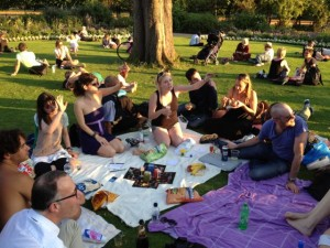 Let's celebrate the National Picnic Week! @ Hyde Park Corner | England | United Kingdom