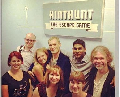 Escape rooms in London: Hint Hunt