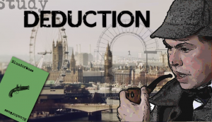 Deduction - A Murder Mystery Street Hunt @ The Globe (The Sherlock Holmes Bar) | London | United Kingdom