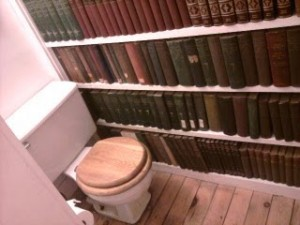 Lunch & London Loo Tour: history & curiosities & intrigue @ Waterloo Station | England | United Kingdom