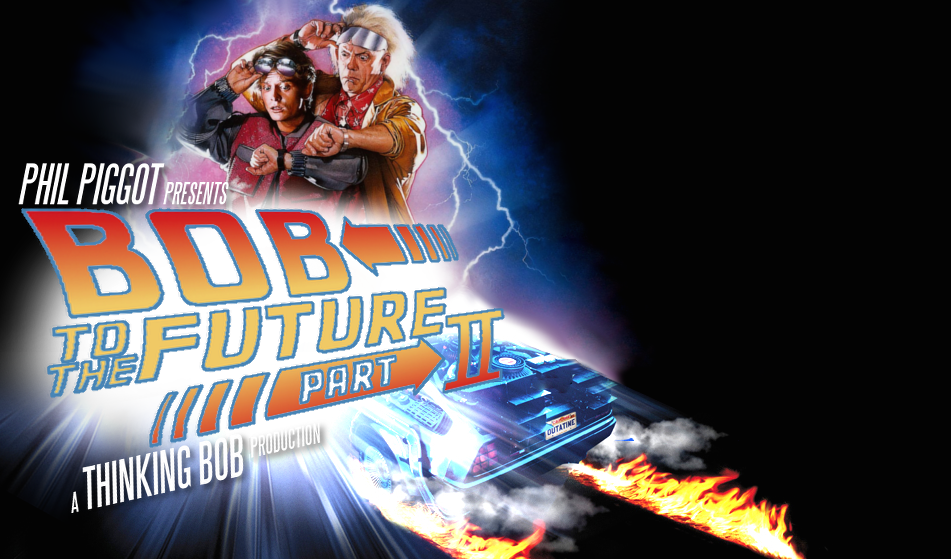 Bob to the Future: The Halloween Movie Quiz and drinks