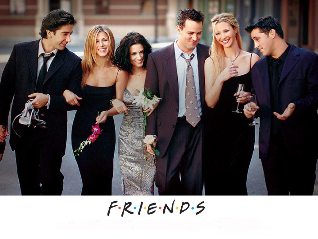 Geeks Inc Presents: The one with all the friends
