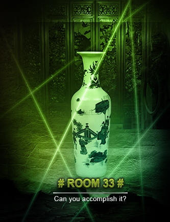 escape rooms - room 33