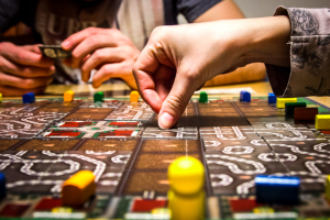 Evening Games at Draughts @ Draughts Waterloo | England | United Kingdom