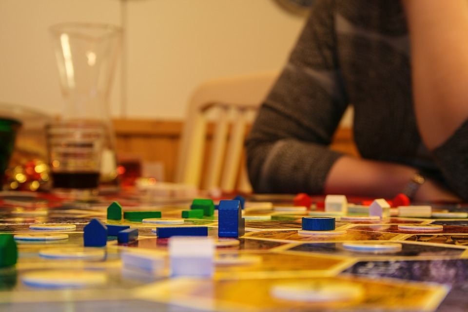 Image for BYO Board Games Night