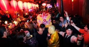 Chinese New Year at The Drunken Monkey