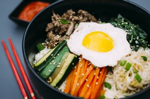 Bibimbap Bowl in Soho