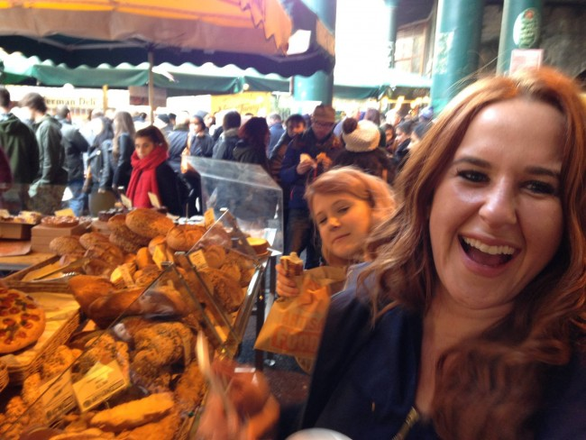 London food market