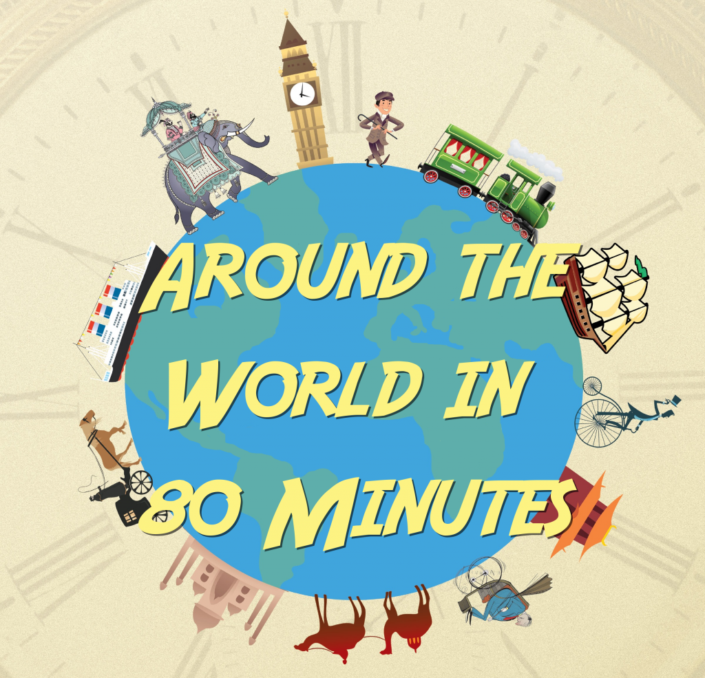 Around the World in 80 Minutes Quiz