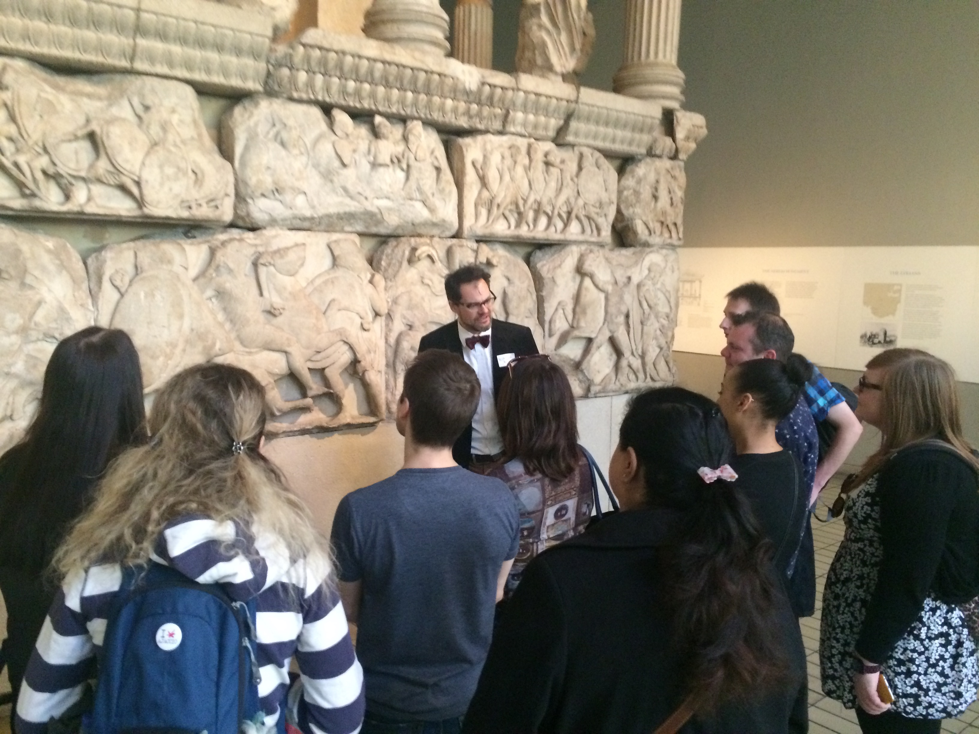 CityImpro's Balderdash at the Museum Tour
