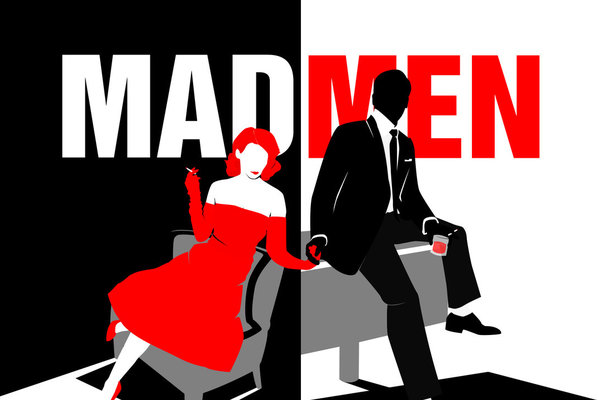 Museum Late - mad men special