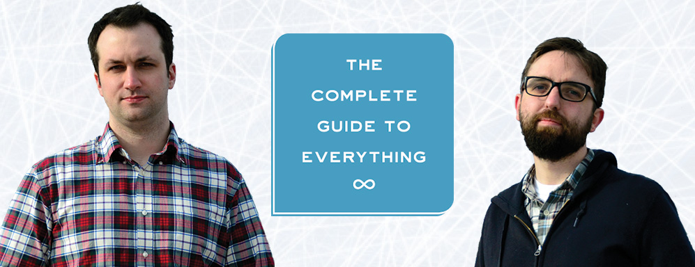 The Complete Guide to Everything - Live