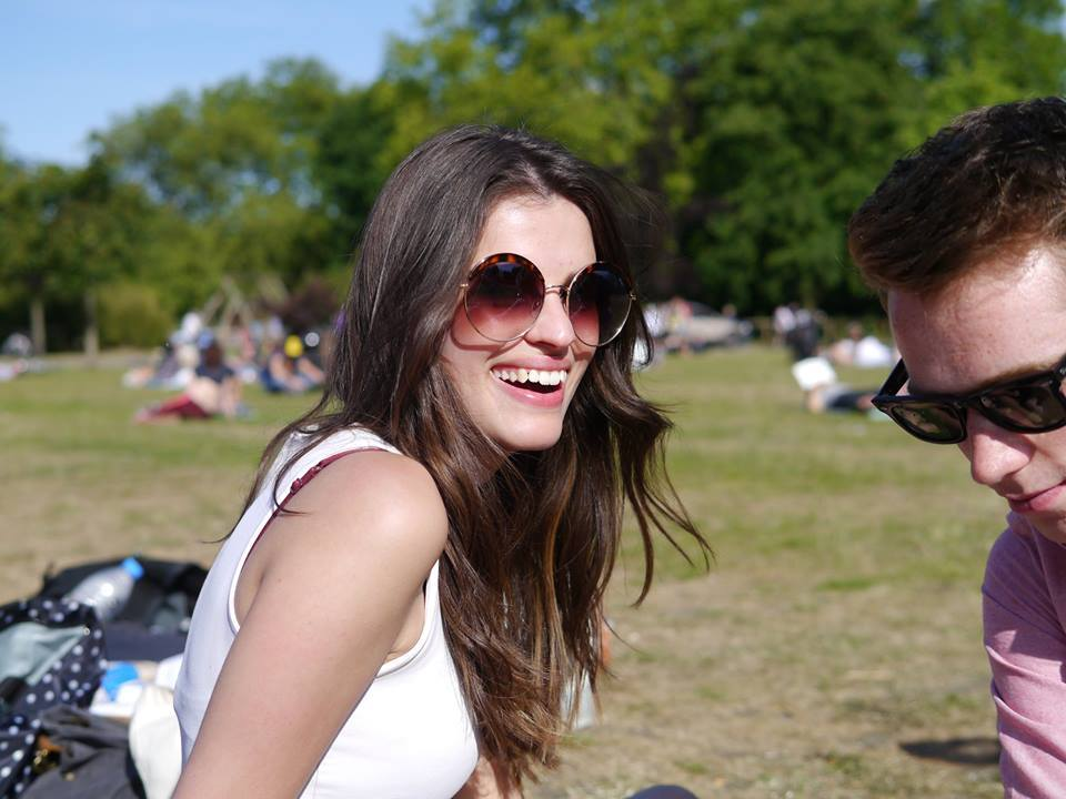 Summer picnic social in London
