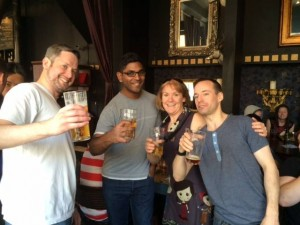 City of London Pub Crawl @ Crosse Keys | London | United Kingdom