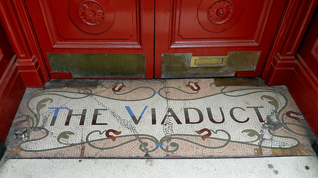 The Viaduct Tavern, St Paul's, London