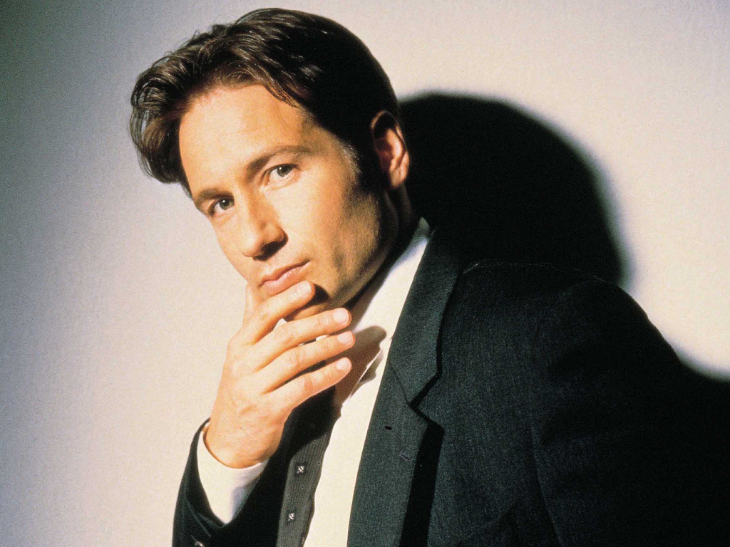 Fox Mulder from The X Files