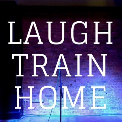 Laugh Train Home Logo
