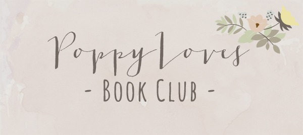 Poppy Loves Book Club Logo