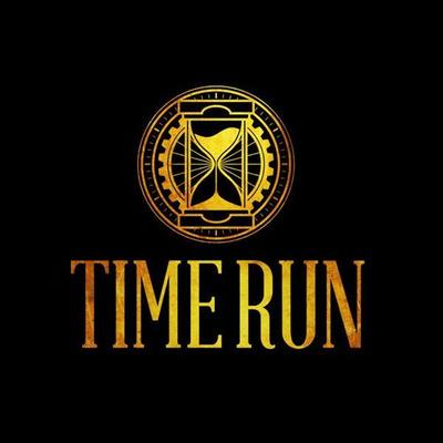 Time Run Logo