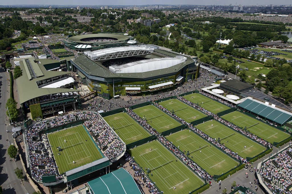 Wimbledon Men Singles Final