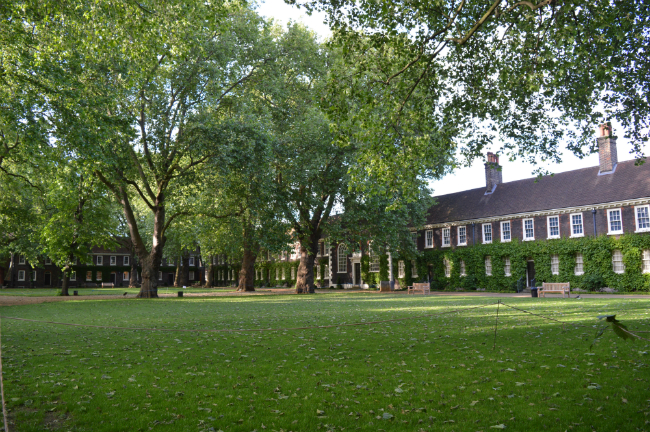 Geffrye Museum, London