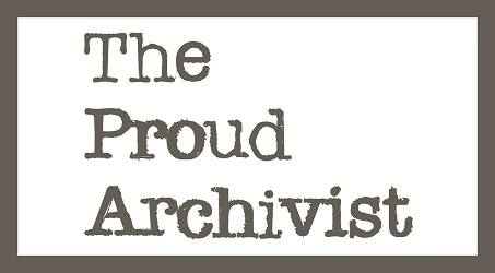 The Proud Archivist Logo
