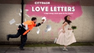 City Dash Special - Love Letters @ Star & Garter - Greenwich | London | United Kingdom