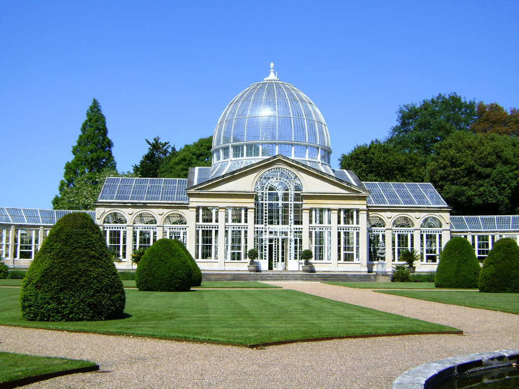 Syon House and Garden, London