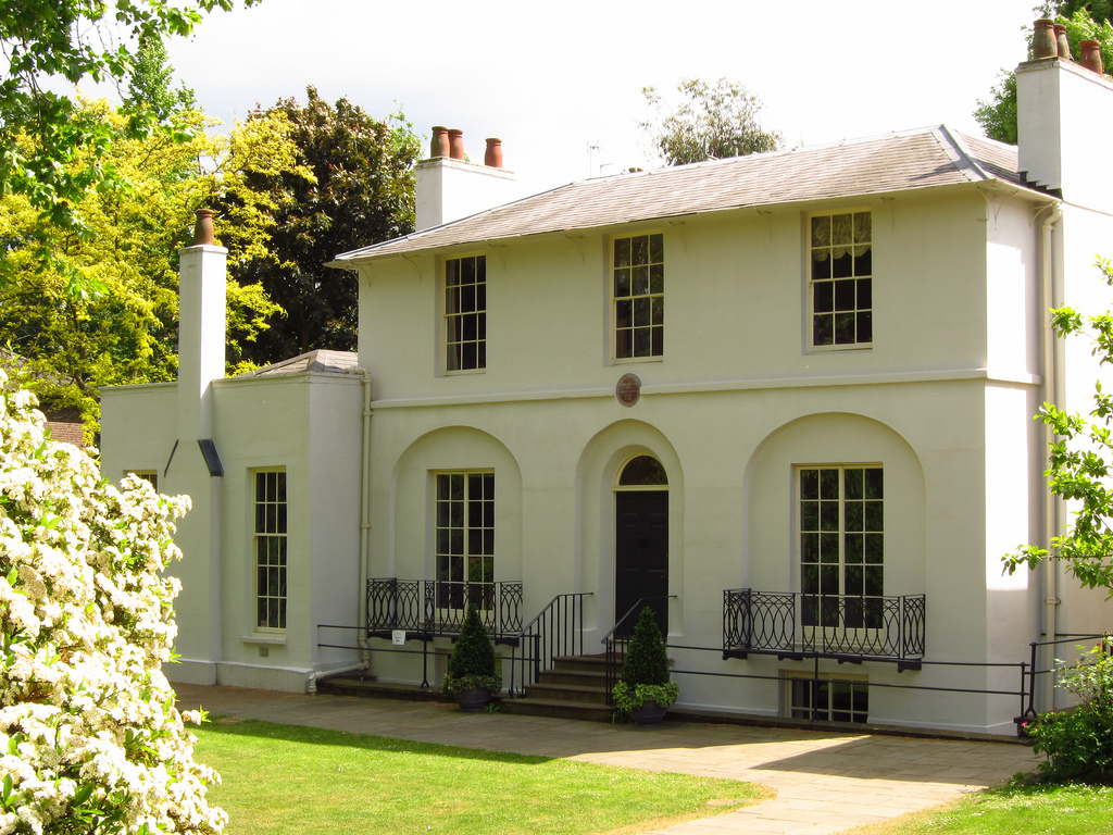 Keats House, Hampstead, London