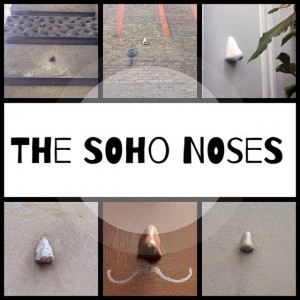 Soho Noses Tour @ Covent Garden Underground Station