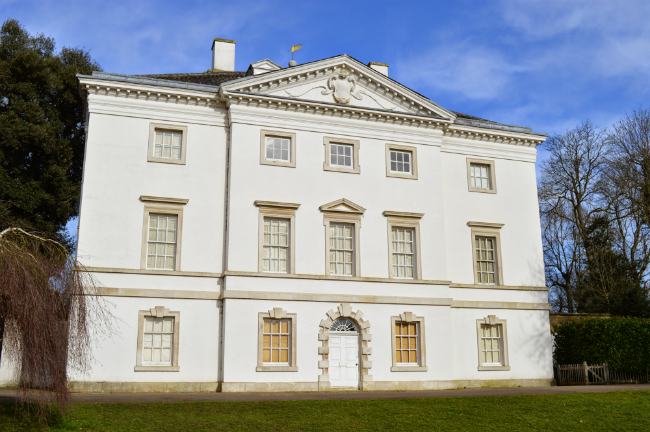 Marble Hill House, Richmond, London