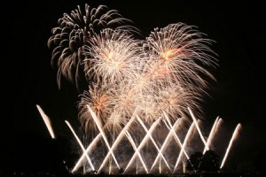 Ravenscourt Park Firework Display @ The Thatched House | London | England | United Kingdom