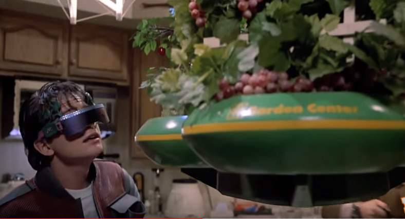 wearable tech in back to the future part II