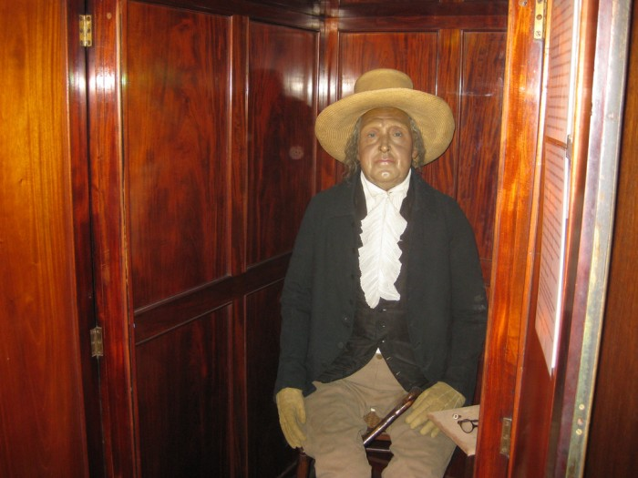 jeremy bentham auto-icon ucl london