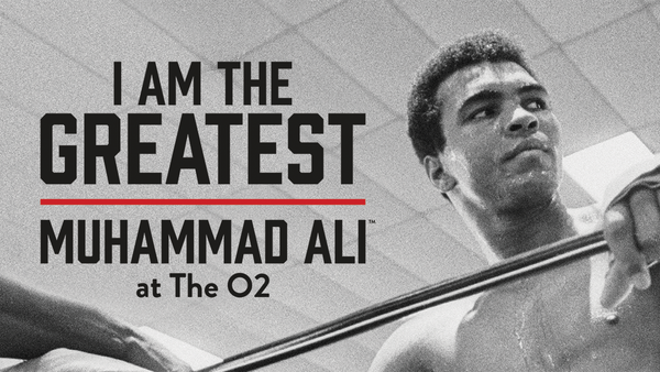 muhammad ali exhibition