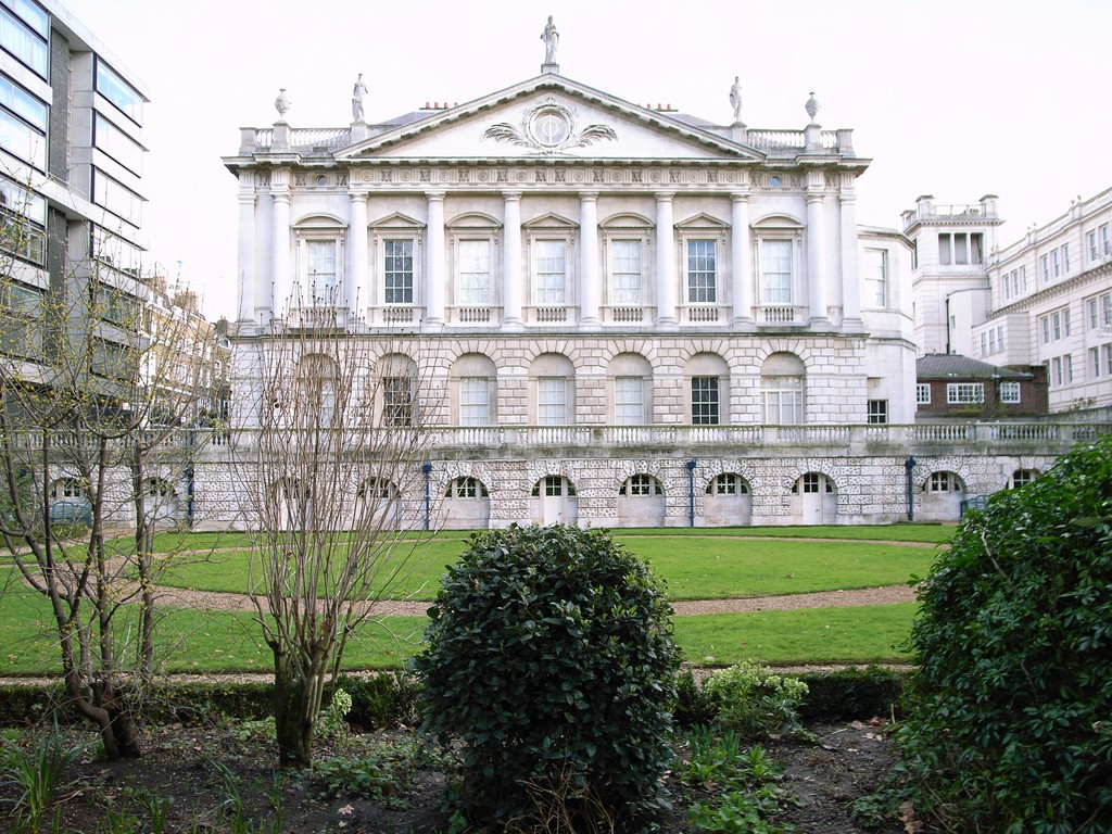Copyright: John Vardy, Spencer House, Green Park, London (1752)