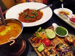 Curry Night with Chris! @ Standard Balti House | London | United Kingdom