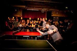 Humpday Ping Pong @ Bounce Farringdon | England | United Kingdom