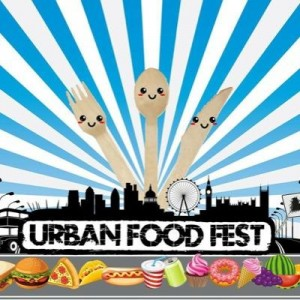 Urban Food Fest @ Euro Car Parks | London | United Kingdom
