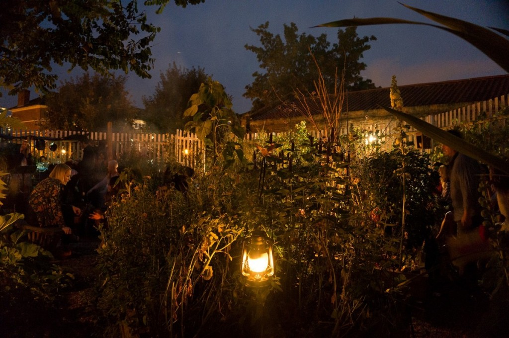 Brunel Museum Rooftop Garden - Midnight Apothecary