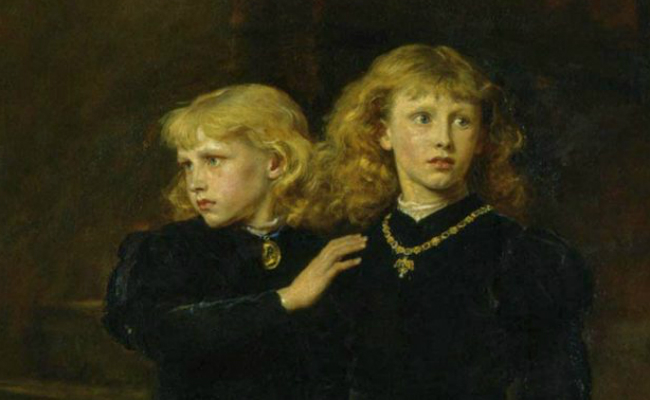 Princes in the Tower, Edward V and Richard of Shrewsbury, Duke of York