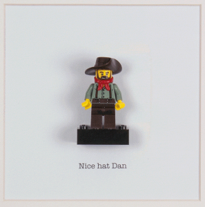Personalised Lego Christmas Presents for Geeks