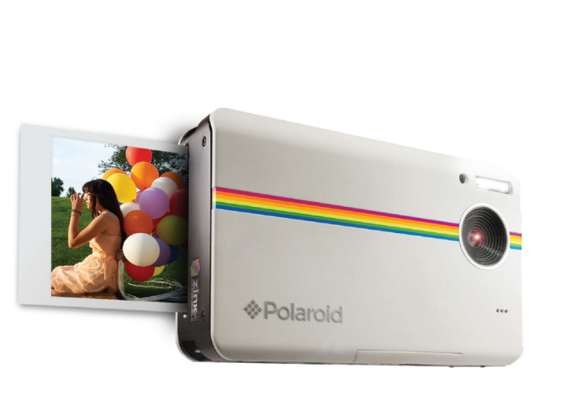 Polaroid Christmas presents for geeks