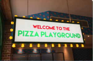 Pizza Pilgrims Playground @ Pizza Pilgrims West India Quay | England | United Kingdom