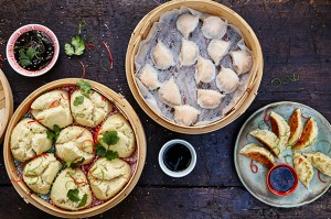 Dim Sum at Dragon Castle @ Dragon Castle | England | United Kingdom