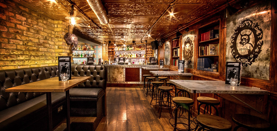 10 Quirky Bars in London