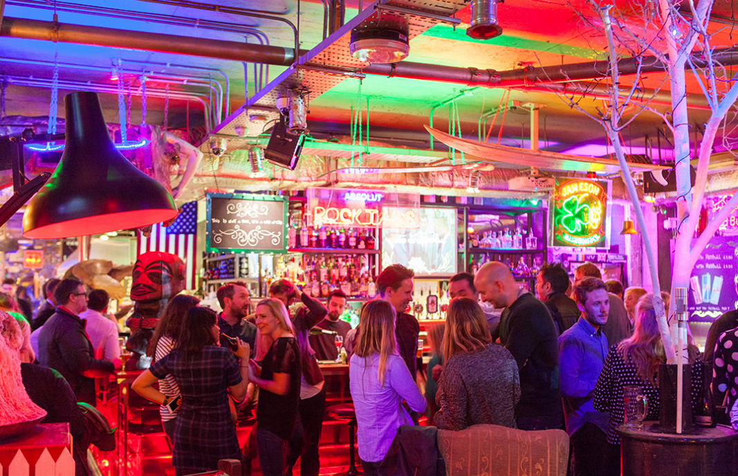 10 Quirky London bars
